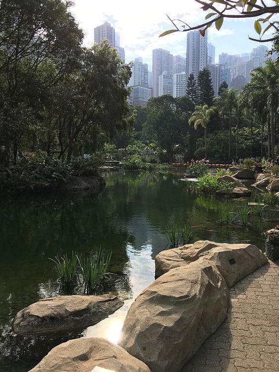 Beautiful Hong Kong