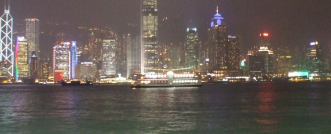 Travels to Hong Kong