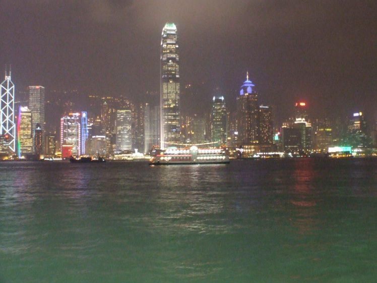 Travels to Hong Kong